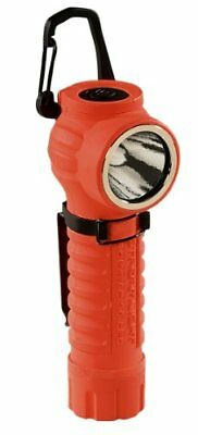 Streamlight 88832 Polytac 90 C4 Led Taschenlampe mit Getriebe Torwart Orange