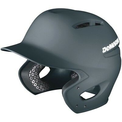 DeMarini Paradox Pro Batting Helmet Adult Large Charcoal - NEW
