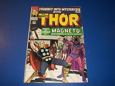 Journey Into Mystery #109 Silver Age Thor vs Magneto Quicksilver Scarlet Witch