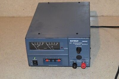 Extech MODEL # 382222 Analog High Current 1 Output Power Supply