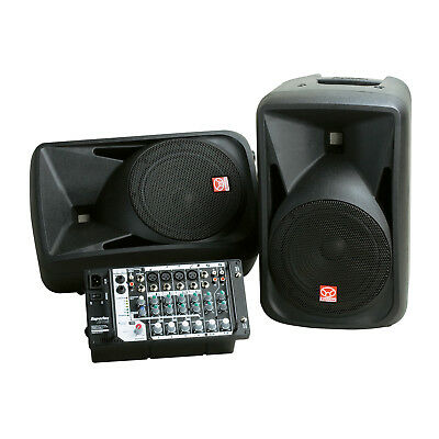 Superlux SP108 300W Compact Portable PA System - New