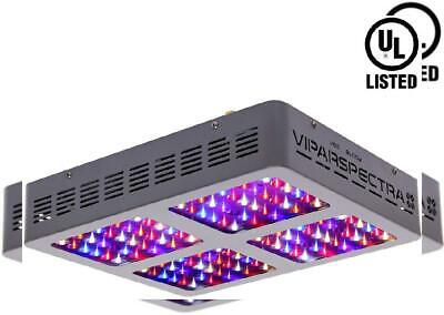 VIPARSPECTRA Reflector-Series 600W LED Grow Light Full Spectrum for Indoor...