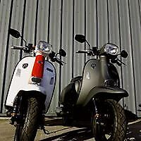 Royal Alloy Scooters at Wildcat Scooters - GT125i, GT200i & GP125i LQ Royalloy
