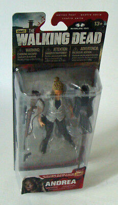 The Walking Dead Series 4 - Andrea 12 cm Figur McFarlane 12+ - Neu