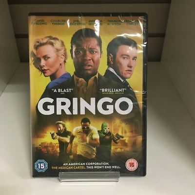 Gringo DVD - New and Sealed Fast and Free Delivery