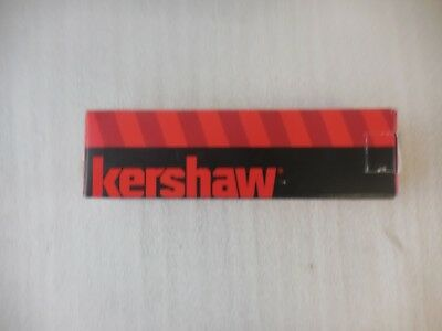 """1600SO Kershaw Chive Knife plain Blade 3"""" SNAP ON New *Blem* assisted opener"""