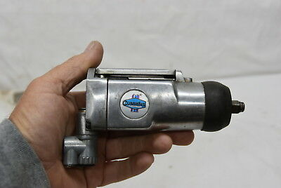 """Cummins  3/8"""" Drive Butterfly Air Impact Wrench 8 Torque Settings"""