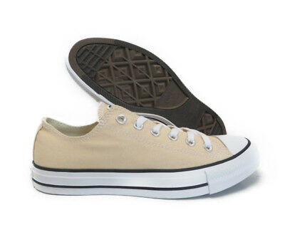 160459F All Star Converse Raw Ginger Mens Sneaker Size 11.5 Womens 13.5