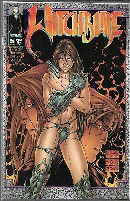 Witchblade #5 (Fn/vf) Top Cow Comics