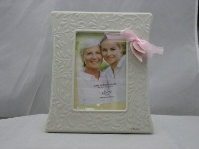 Lenox Gift Of Knowledge 4X6 Frame NIB 848559