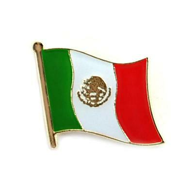 Mexico Mexican Country Bike Motorcycle Hat Cap lapel Pin