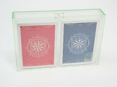 Gemaco Sextant Poker Plastic Playing cards. Finest Quality! FREE Shipping!