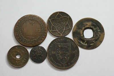 Many Old World Coins Useful Lot A79 Pzg18