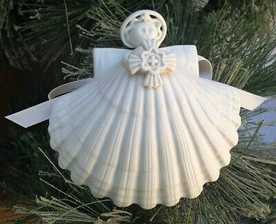"Margaret Furlong 4"" Cross of Healing Angel Ornament BRAND NEW Boxed Free Shippin"