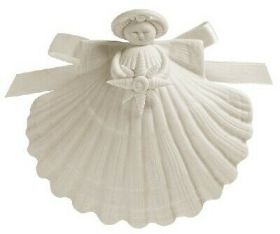 "Margaret Furlong 4"" Shell Star Angel Ornament BRAND NEW original box Free Ship"