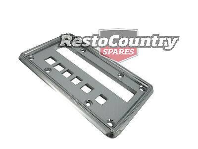 FORD Automatic CHROME Console Shifter Surround XW XY NEW shift t-bar auto