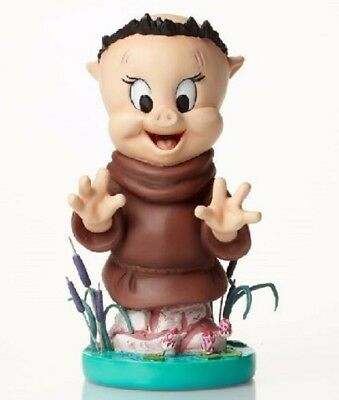Grand Jester Looney Tunes Porky Pig as Friar Tuck Figurine 4053362 Robin Hood