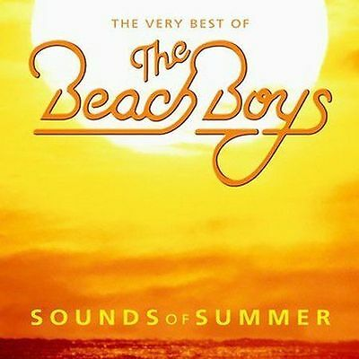 THE BEACH BOYS The Very Best Of Sounds Of Summer CD BRAND NEW Greatest Hits