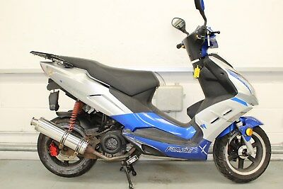 2014 Pulse Wy 125 Damaged Spares Or Repair ***no Reserve*** (15568)
