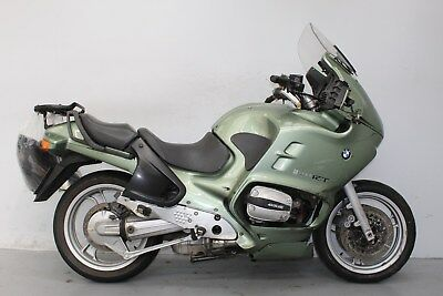 2000 Bmw R1100 Rt  Damaged Spares Or Repair ***no Reserve*** (15575)