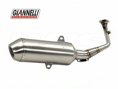 Exhaust Giannelli Maxiscooter G-4 Honda Sh 125I 05-11