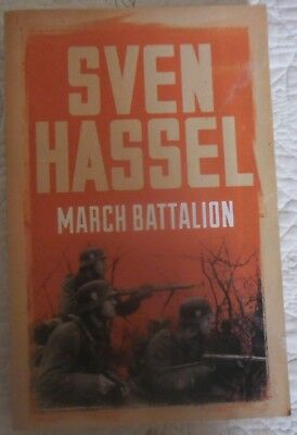 Sven Hassel (Phoenix 2014) March Battalion