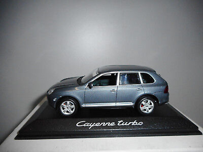 Porsche Cayenne Turbo Minichamps Dealer Porsche 1:43