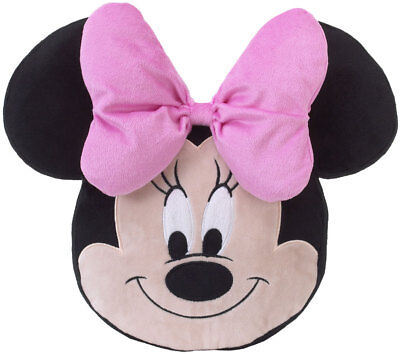 Disney Minnie Mouse - Nursery Crib or Toddler Bed Decorative Pillow