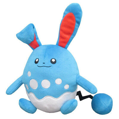 "Sanei Pokemon Sun Moon All Star Collection PP100 Azumarill 7"" Stuffed Plush Doll"