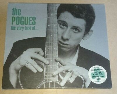 The Pogues - The Very Best Of The Pogues CD Greatest Hits Collection Essential