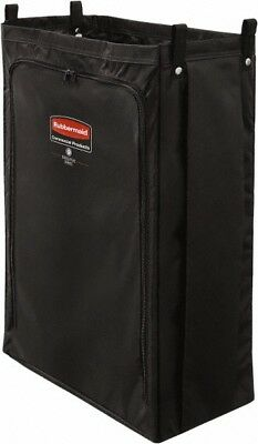 RUBBERMAID COMMERCIAL PRODUCTS 1966911 Divided Cart Bag 20 gallon Canvas/Vinyl