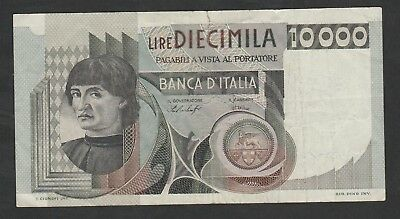 10000 Lire From Italy