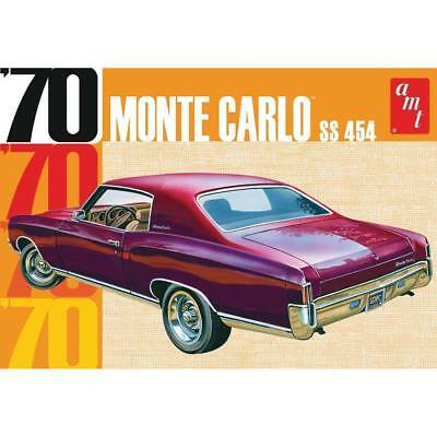 AMT 1/25  1970 Chevrolet Monte Carlo SS 454 Annual model kit AMT928-NEW