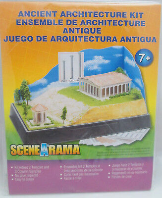 NEW Woodland Scenics Scene-A-Rama Ancient Architecture Kit SP4137