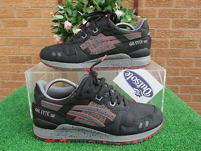 Rare Authentic Asics H41Nq Gel-Lyte Iii Mens Running Trainers Size Us 9.5