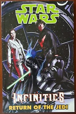 Star Wars Infinities: Return of the Jedi TPB NEARMINT
