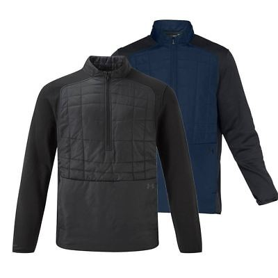 Under Armour 2018 UA Storm Insulated 1/2 Zip Mens Golf Pullover