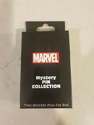 SDCC 2018 Marvel Mystery Pin Skottie Young Box Sealed Rare Collection Comic Con