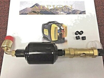 APPION,  Refrigerant Recovery Pre-Filter Kit Sight Glass, MADE FOR APPION UNITS.