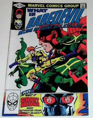 What If? 28 Daredevil became an agent of S.H.I.E.L.D.  Marvel Comics