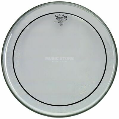 """Remo - Pinstripe Clear 6"""", Tom Batter"""