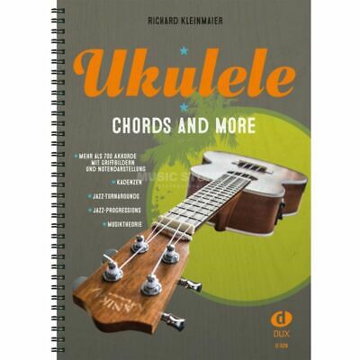 Edition Dux - Ukulele - Chords And More