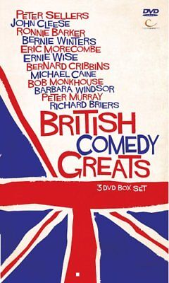 British Comedy Greats - 3 Dvd Box Set A Home Of Your Own San Ferry Ann, Simon