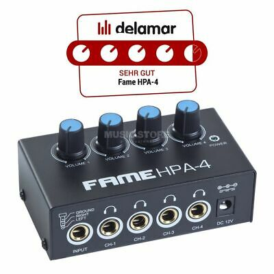 Fame audio - HPA-4