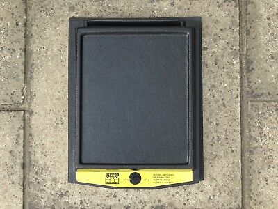 Jessop 8x10 Inch Paper Safe - Top Quality Darkroom Accessory - Cleaned & Checked