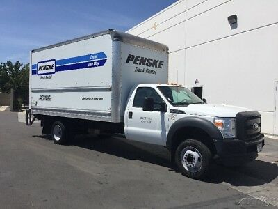 Penske Used Trucks - unit # 136341 - 2015 Ford F450