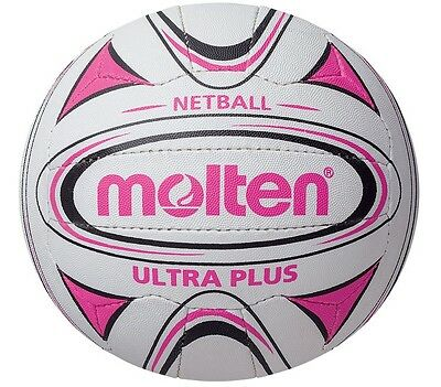 Molten N5C2500 Club & School Match & Training Gripper 18 Panel Netball