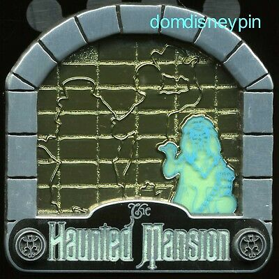 Disney Pin *Park Pack* 2015 Haunted Mansion Hitchhiking Ghost - Gus (3D LE 750)!