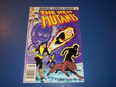 New Mutants #1 Bronze Age 1st issue VFNM Beauty