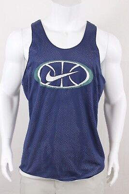 Nike League Reversible Practice Womens Basketball Tank Top 626725 494 Size XL